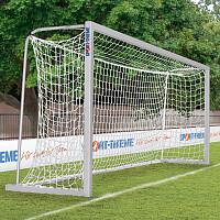 Sport-Thieme Jugendfußballtor  5x2 m, Quadratprofil, transportabel