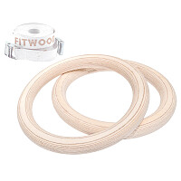"Fitwood Gym Rings ""Adult"""