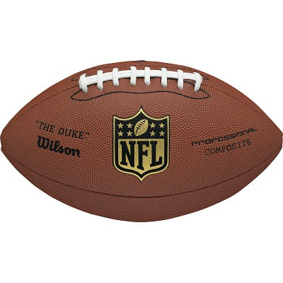 "Wilson Football  NFL ""The Duke"", Replica"