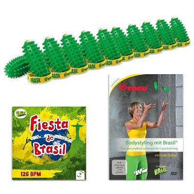 Togu® Brasil® Vereins-Set