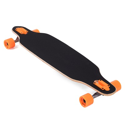 Longboard City Surfer