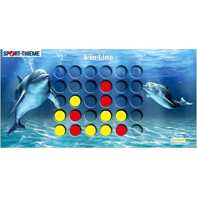 Aqua Game 4 in Line