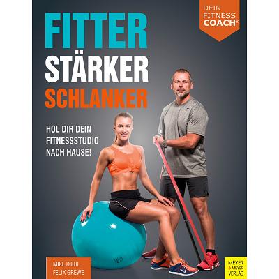 """Meyer & Meyer Verlag Buch  """"Fitter-Stärker-Schlanker"""""""