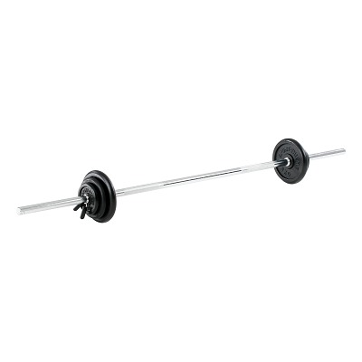 Sport-Thieme® Langhantel-Set, 50 kg oder 75 kg
