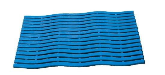 """Bädermatte """"Durowalk"""" Blau"""