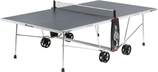 """cornilleau Tischtennisplatte  """"100 S Crossover"""" Grau"""