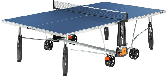 """cornilleau Tischtennisplatte  """"250 S Crossover"""" Blau"""