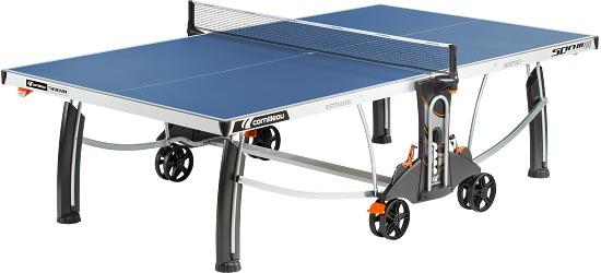 """cornilleau Tischtennisplatte  """"500 M Crossover"""" Blau"""