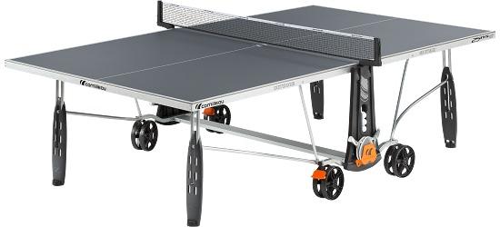 """Cornilleau Tischtennistisch  """"250 S Crossover"""" Grau"""