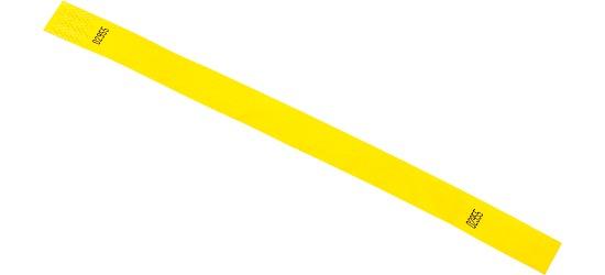 """Einlassband """"Controller Tystar"""" Gelb"""