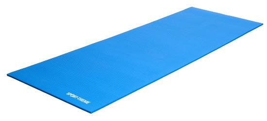 Fitnessmatte Blau