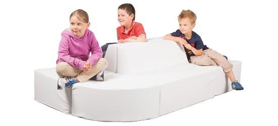 """Komplett-Set Snoezelen-Möbel """"Kindergarten"""""""