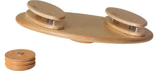 Pedalo® Wipp-Varioboard
