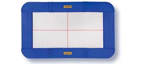 Rahmenpolster-Ganzabdeckung Für Trampoline Master