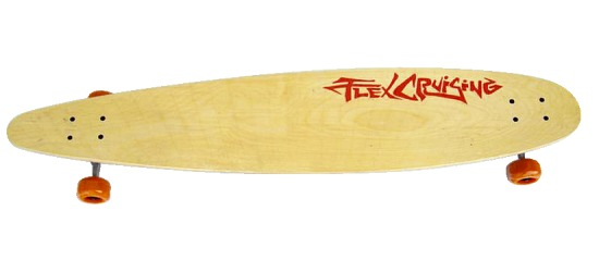 "Skateboard ""Long"""