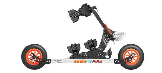 """Skike® Cross-Skater """"V9 Fire 150"""""""