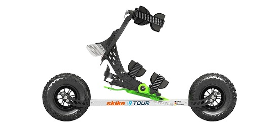 "Skike® Cross-Skater ""V9 TOUR 200"""