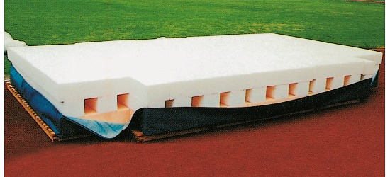 """Sport-Thieme Hochsprungkissen """"Super"""" 400x250x50 cm"""