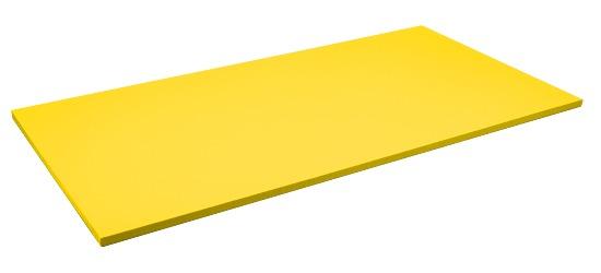 Sport-Thieme Judomatte Tafelgröße ca. 200x100x4 cm, Gelb