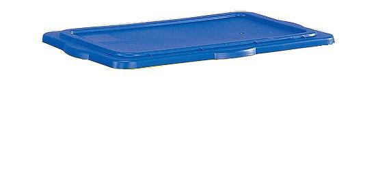 Sport-Thieme Klemmdeckel für Materialbox Blau