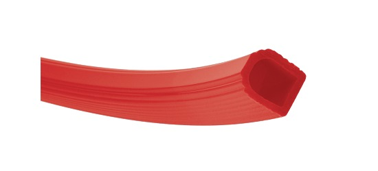 Sport-Thieme® Kunststoff-Gymnastikreifen Rot, ø 50 cm