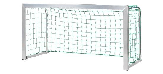 "Sport-Thieme Mini-Fußballtor ""Young Players"" Aluminium Naturblank"
