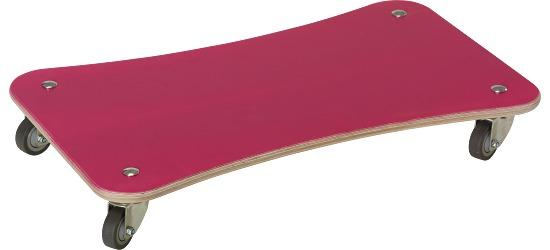 "Sport-Thieme Rollbrett  ""Color-Line"" Pink"