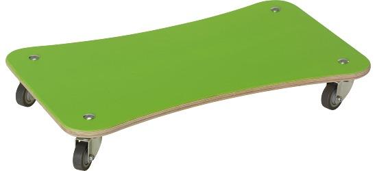 "Sport-Thieme Rollbrett  ""Color-Line"" Grün"