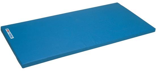 "Sport-Thieme Turnmatte  ""Super"", 200x100x6 cm Basis, Polygrip Blau"
