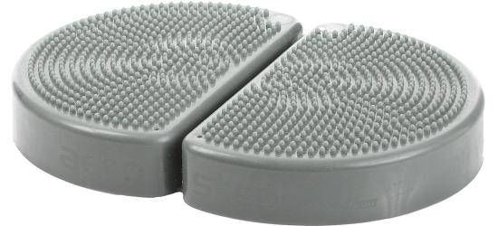 Togu Aero-Step XL Silber-Grau