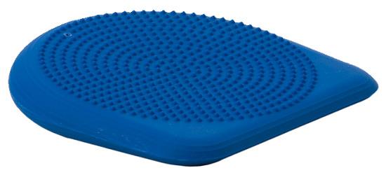 Togu® Dynair® Keil-Ballkissen® Premium, Blau