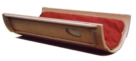 Zubehör für Allton® Klangwiegen Paar Feststellklötzchen