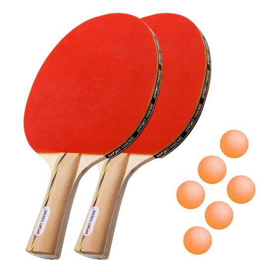 sport thieme tischtennisschl ger set wien set. Black Bedroom Furniture Sets. Home Design Ideas