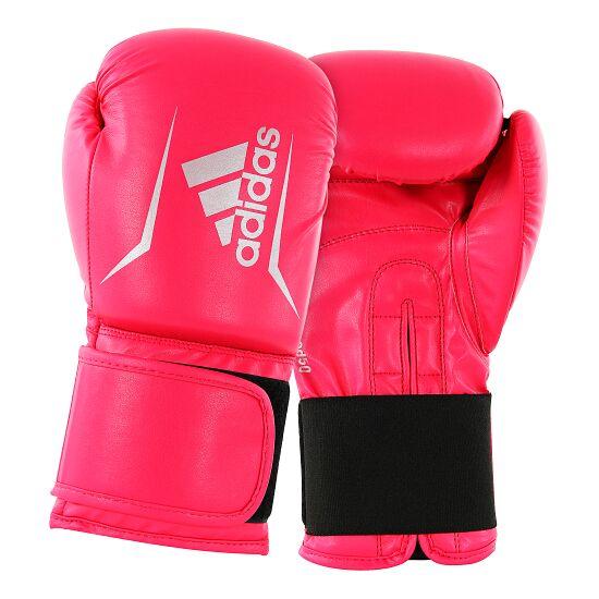 "Adidas Boxhandschuhe  ""Speed 50"" Pink/Silber, 4 oz."