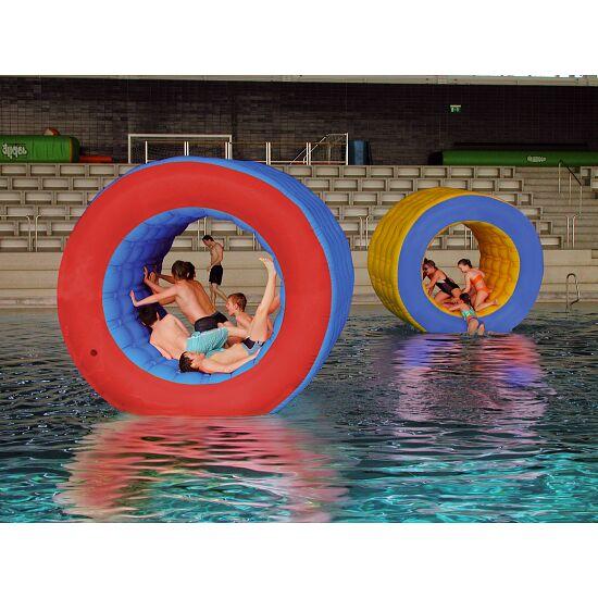 """Airkraft® Wasserlaufrad """"Loop"""" Außen ø 200 cm, 45 kg"""