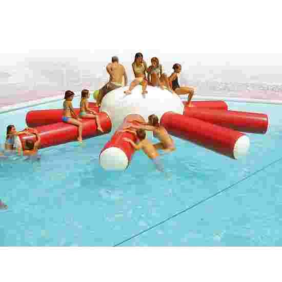 """Airkraft Wasserspielgerät """"Octopus"""" 600x600x120 cm, 45 kg"""