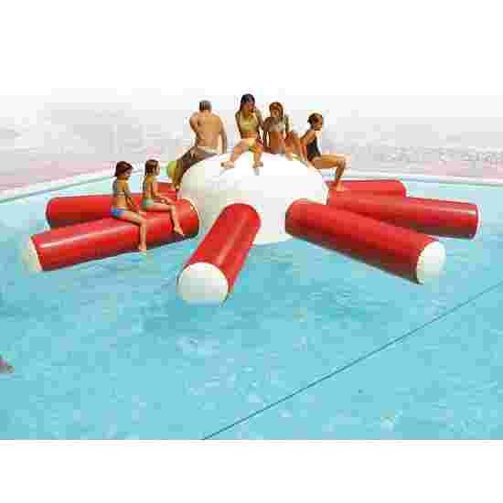 """Airkraft Wasserspielgerät  """"Seestern"""" 600x600x120 cm, ca. 35 kg"""