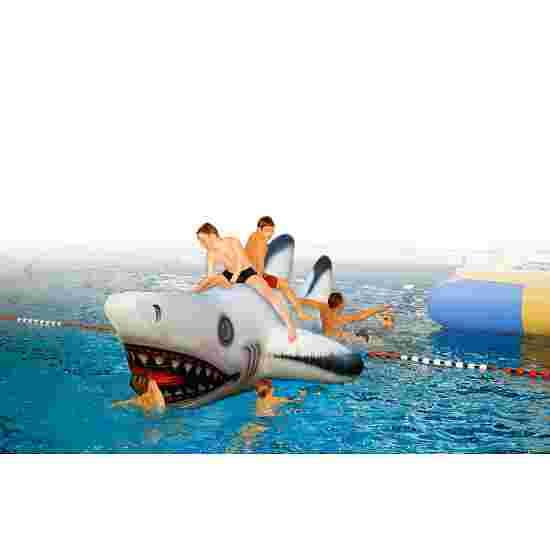 """Airkraft Wasserspielgerät  """"Weißer Hai"""""""