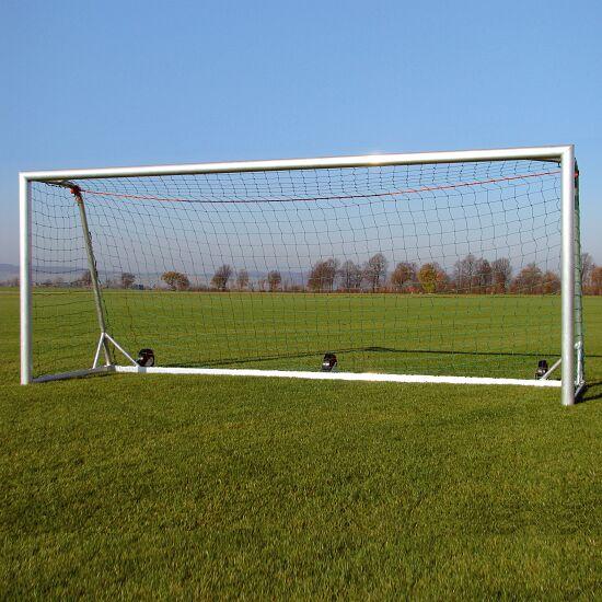 Alu-Jugendfußballtor 5x2 m, optional mit Kippsicherung