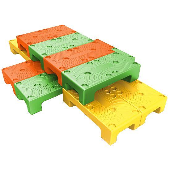 """Aqua-Stepper """"Puzzle Step"""" Green"""