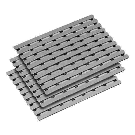 Bädermatte nach Maß 60 cm, Grau