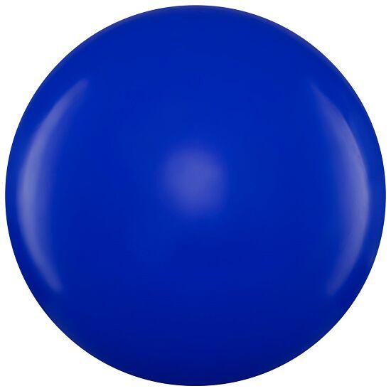 Balance-Kugel ø ca. 70 cm, 15 kg, Dunkelblau mit Silberflitter
