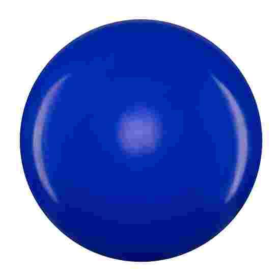 Balance-Kugel ø ca. 60 cm, 12 kg, Dunkelblau mit Silberflitter