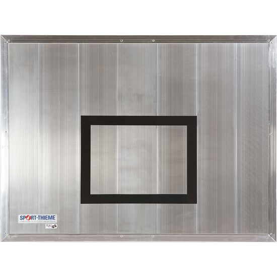 Basketball-Board aus Aluminium