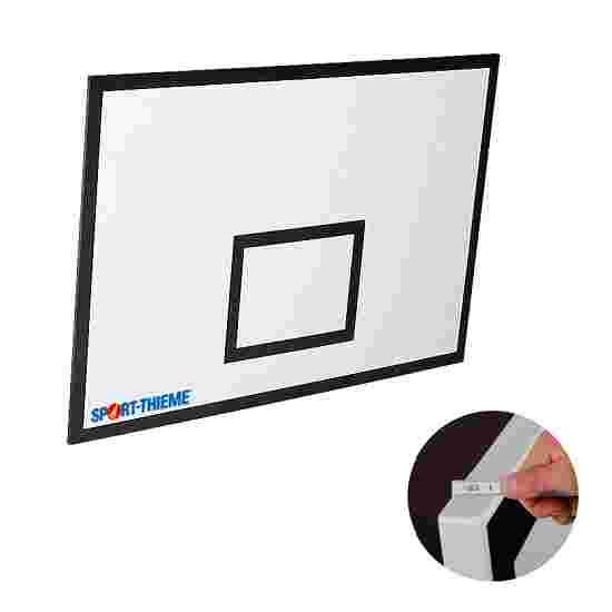 Basketball-Board aus GFK 180x120 cm, 37 mm