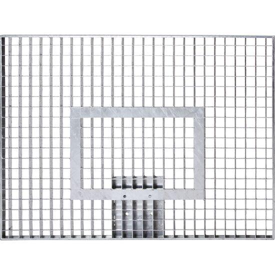 Basketball-Board aus Stahldrahtgewebe 120x90 cm