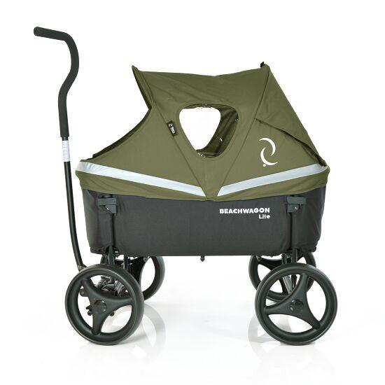 """Beach Wagon Company Verdeck für Bollerwagen """"Lite"""" Khakigrün"""