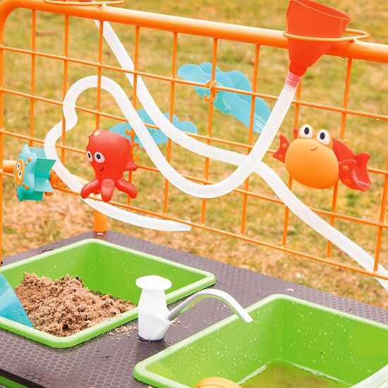 """Beleduc Mobiler Sand & Wasser Tisch """"Matsch Spaß"""""""
