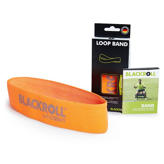 Blackroll Loop Band Orange, leicht