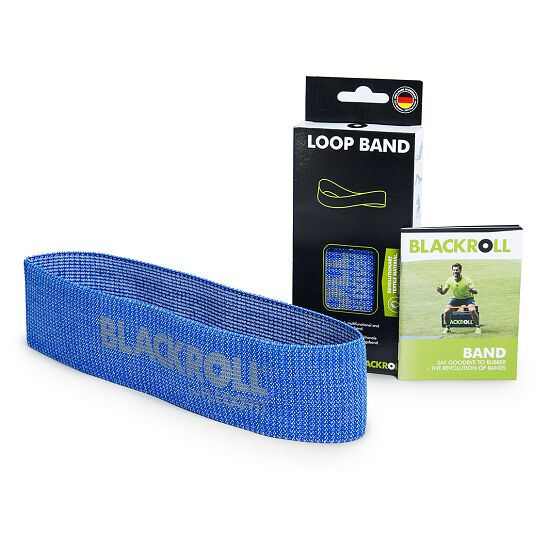 Blackroll Loop Band Blau, stark